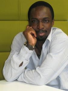 SU President TJ Esubiyi 2009-10 d